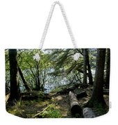 At The Water Edge. Weekender Tote Bag