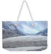 Athabasca Glacier, Jasper National Park Weekender Tote Bag