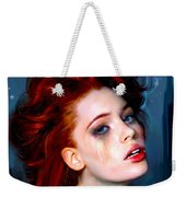Athena Girl Weekender Tote Bag