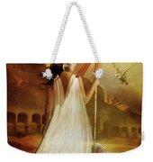 Athena Weekender Tote Bag