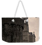 Athlone Castle And Church Weekender Tote Bag