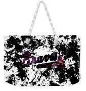 Atlanta Braves 1d Weekender Tote Bag