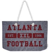 Atlanta Falcons Retro Shirt Weekender Tote Bag