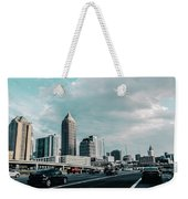 Atlanta Georgia Weekender Tote Bag