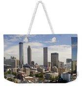 Atlanta Georgia Weekender Tote Bag