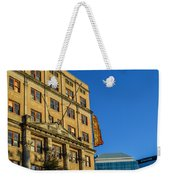 Atlanta Life Sign In Birmingham Alabama Weekender Tote Bag