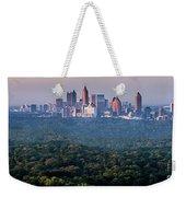 Atlanta Skyline Weekender Tote Bag