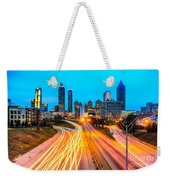 Atlanta - Usa Weekender Tote Bag