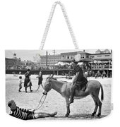 Atlantic City: Donkey Weekender Tote Bag