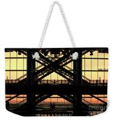 Atlantic City Mall Escalators  Weekender Tote Bag