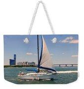 Atlantic City Series -12 Weekender Tote Bag