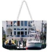 Atlantic City Series -13 Weekender Tote Bag