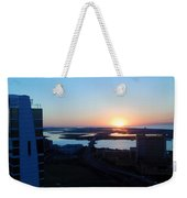 Atlantic City Series -14 Weekender Tote Bag