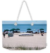 Atlantic City Series -15 Weekender Tote Bag