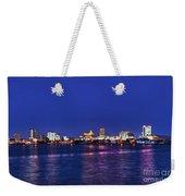 Atlantic City Skyline. Weekender Tote Bag