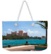 Atlantis Across The Harbor Weekender Tote Bag
