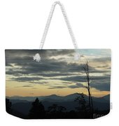 Atmospheric Perspective Weekender Tote Bag