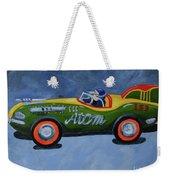Atom Racer  Weekender Tote Bag