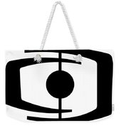Atomic Shape 1  Weekender Tote Bag