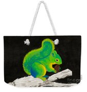 Atomic Squirrel Weekender Tote Bag
