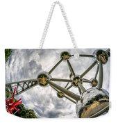Atomium 3 Weekender Tote Bag