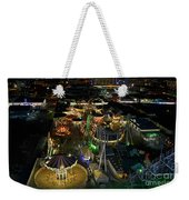 Atop The Ferris Wheel Weekender Tote Bag