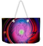 Atrium Abstract - Perfection Akt Weekender Tote Bag