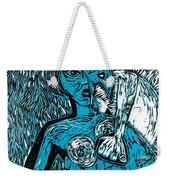 Attached Weekender Tote Bag