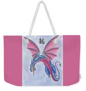 Attack Of The Dragon Weekender Tote Bag