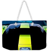 Attack Of The Viper Weekender Tote Bag