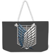 Attack On Titan Survey Corps Weekender Tote Bag