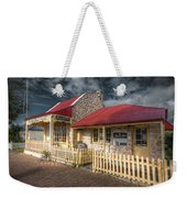 Attic House Weekender Tote Bag