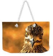 Attitude...with Feathers Weekender Tote Bag