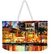Attractive Corsica Weekender Tote Bag