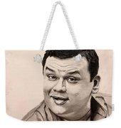 Atul Parchure Weekender Tote Bag