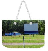 Auburn Ny - Drive-in Theater 3 Weekender Tote Bag