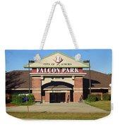 Auburn, Ny - Falcon Park Weekender Tote Bag