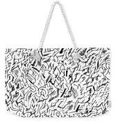 Audacious Weekender Tote Bag