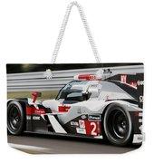Audi R18 E-tron, Le Mans - 07 Weekender Tote Bag