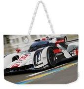 Audi R18 E-tron, Le Mans - 12 Weekender Tote Bag