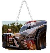 Audi R18 E-tron, Le Mans - 23 Weekender Tote Bag
