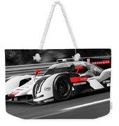 Audi R18 E-tron, Le Mans - 31 Weekender Tote Bag