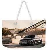 Audi S5 Weekender Tote Bag