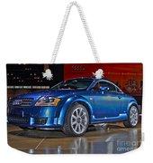 Audi Tt Weekender Tote Bag