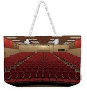 Auditorium Weekender Tote Bag
