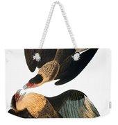 Audubon: Caracara, 1827-38 Weekender Tote Bag