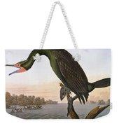 Audubon: Cormorant Weekender Tote Bag