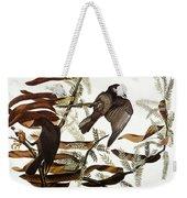 Audubon: Crow Weekender Tote Bag