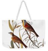 Audubon: Dickcissel Weekender Tote Bag