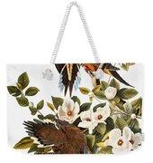Audubon Dove Weekender Tote Bag